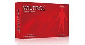 wiltrol pilules pour bander dur puissant aphrodisiaque