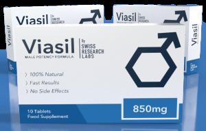 Viasil: votre pilule pour bander toute la nuit! Notre avis