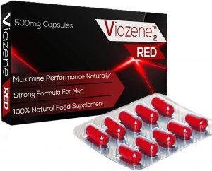 Viazene Red: formule concentrée pour des érections fortes