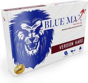 Blue Max Hard: érections solides comme un roc. Avis et infos